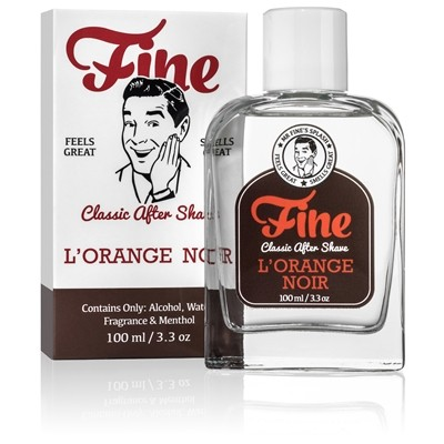 Fine Classic After Shave - L'Orange Noir 100 ml