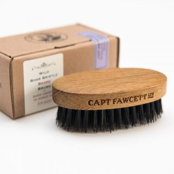 Captain Fawcett - Bartbürste mit 100% Naturborsten (CF.933)