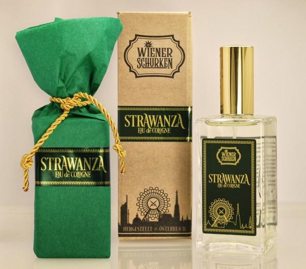 WIENER SCHURKEN - STRAWANZA Eau de Cologne 100 ml