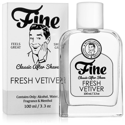 Fine Classic After Shave - Fresh Vetiver 100 ml