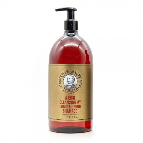 Captain Fawcett - Ricki Hall Shampoo 1000 ml