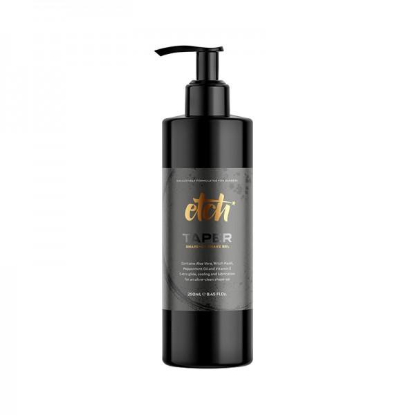 Etch TAPER Shave-Up Rasiergel 250 ml