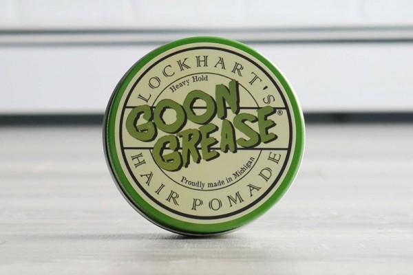 Lockharts Goon Grease Oilbased Pomade 113g