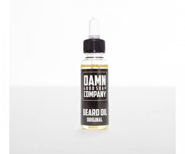 Damn Good Soap Company Beard Oil (Bartöl) 25 ml - Duft: Original