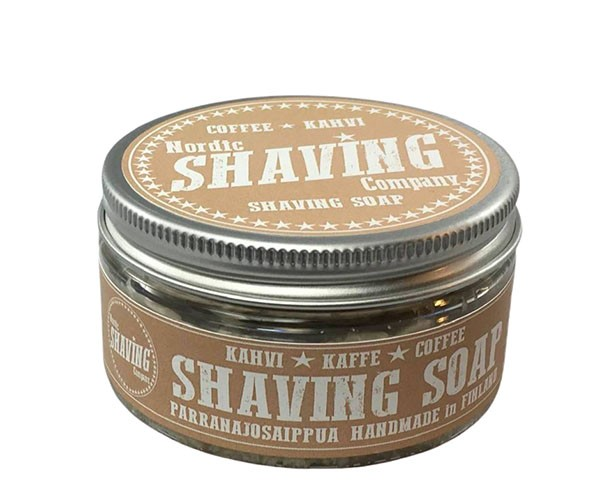 Nordic Shaving Rasierseife 80g - Duft: Coffee